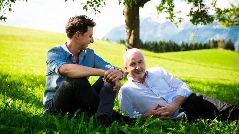 Metzger und Sohn Tiroler Genussmomente