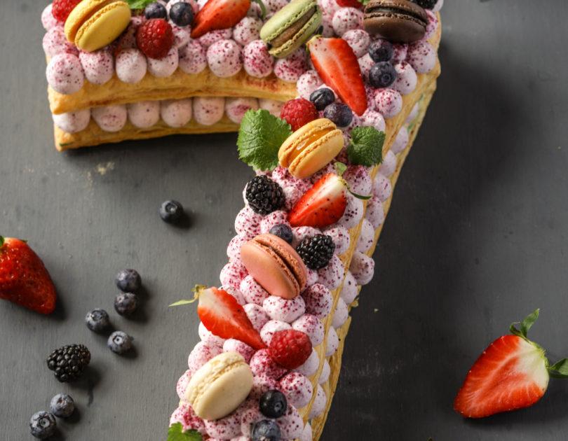 Numbercake oder die schnellste Torte der Welt